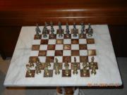 Schachbrett Onyx