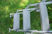 Scherenleiter Dachbodenleiter, Dacheinschubleiter