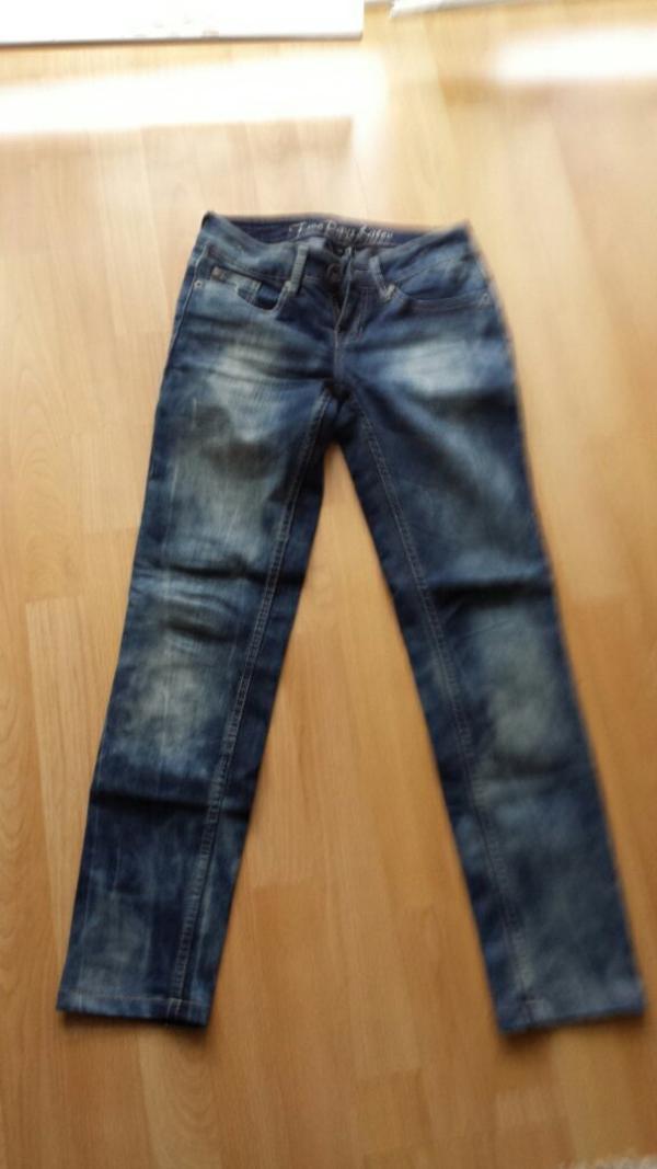 schicke damen jeans gr 34 in guben damenbekleidung. Black Bedroom Furniture Sets. Home Design Ideas