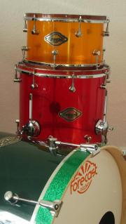 Schlagzeug: Forecast Custom