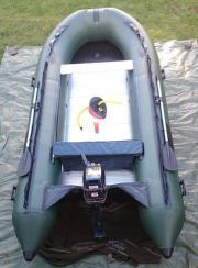 Schlauchboot - Angelboot - Boot -