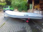 Schlauchboot / Motorboot inklusive