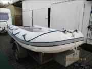 Schlauchboot Silverline mit