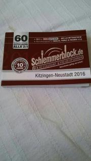 Schlemmerblock für NEA