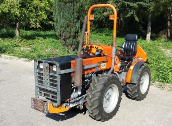 schmalspur traktor knicklenker holder a 550 s in stuttgart. Black Bedroom Furniture Sets. Home Design Ideas