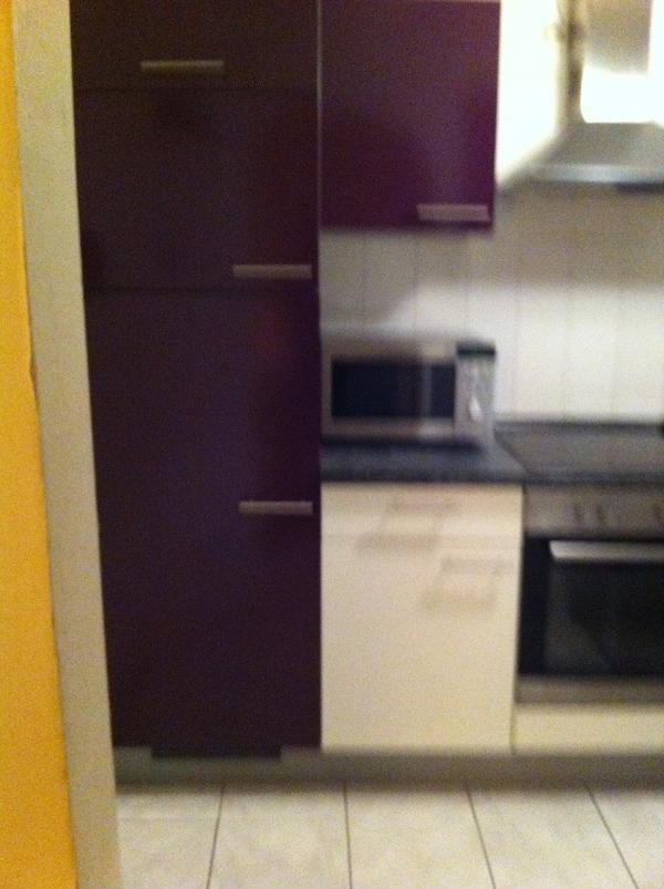 Schnäppchen! Moderne Küchenzeile günstig abzugeben in Bürstadt ...