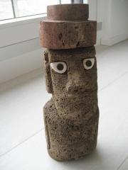 Schöne Maske/Skulptur/