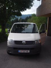 Schöner VW T5