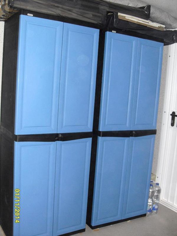 kunststoff schrank neu und gebraucht kaufen bei. Black Bedroom Furniture Sets. Home Design Ideas