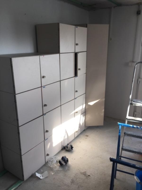 Schrank werkstatt werkzeugschrank w rfel in billigheim for Schrank quoka