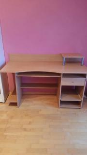 Schreibtisch hell