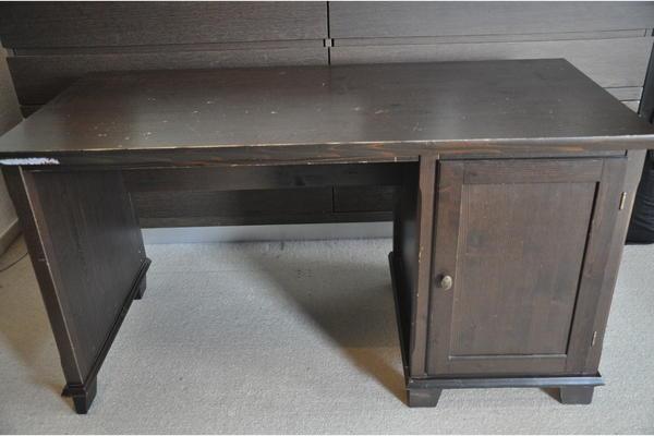 ikea schreibtisch neu und gebraucht kaufen bei. Black Bedroom Furniture Sets. Home Design Ideas