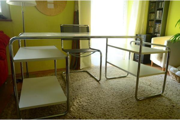 schreibtisch thonet s285 in eningen designerm bel klassiker kaufen und verkaufen ber private. Black Bedroom Furniture Sets. Home Design Ideas