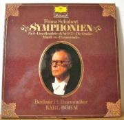 SCHUBERT Symphonien 8 &