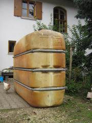 Schütz-Heizöltank 2000