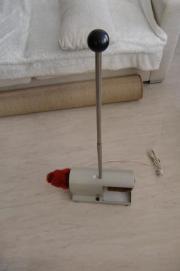 Schuheputzmaschine Silofix Automatic
