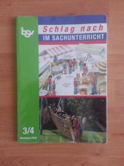 Schulbuch Schlag nach