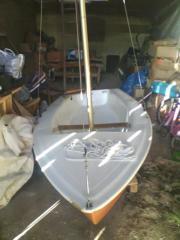 Segelboot, Jolle