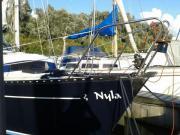 Segelboot, Segelyacht, Sturgeon