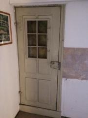 sehr alte Holztüren