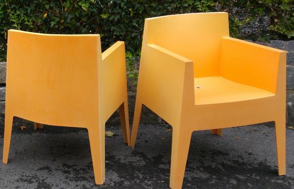 sehr bequeme kunststoffsessel polster sessel couch. Black Bedroom Furniture Sets. Home Design Ideas