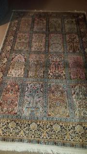 Seidenteppich Gr.130x180