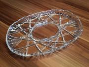 Servierplatte, Servierteller, Glasplatte,