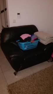 Sessel zu verschenken