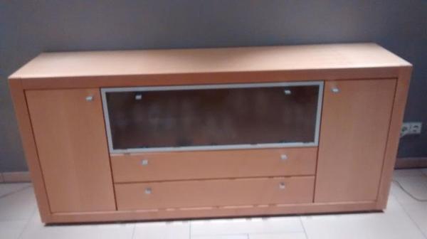sideboard kommode von h lsta plus fernsehtisch wohnz. Black Bedroom Furniture Sets. Home Design Ideas