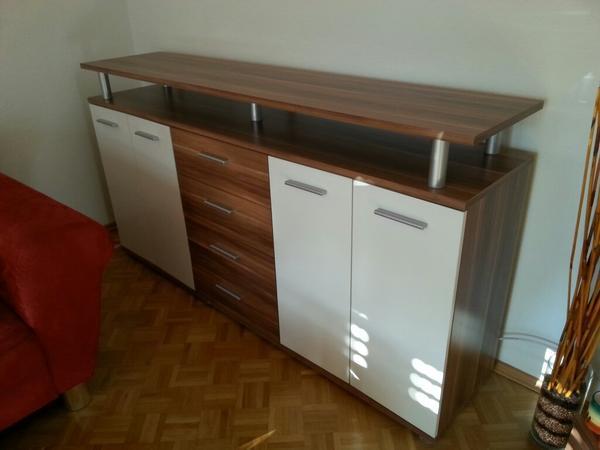 schrank weiss neu und gebraucht kaufen bei. Black Bedroom Furniture Sets. Home Design Ideas