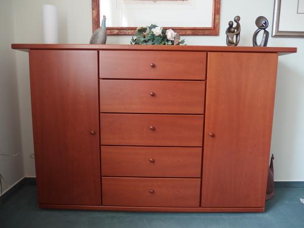 kirschbaum sideboard neu und gebraucht kaufen bei. Black Bedroom Furniture Sets. Home Design Ideas