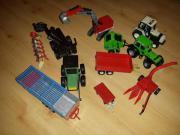 Siko Traktoren, Zubehör