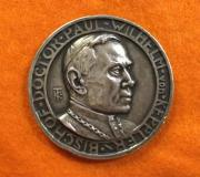 Silbermedaille 1927 Paul