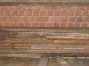 Silodielen Brennholz