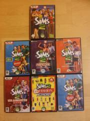 Sims Erweiterungen (ohne