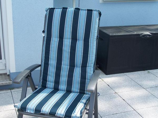 sitzauflagen in erlangen gartenm bel kaufen und verkaufen ber private kleinanzeigen. Black Bedroom Furniture Sets. Home Design Ideas