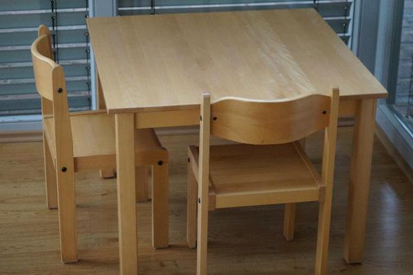 Sitzgruppe aus massivholz kinder jugendzimmer - Jugendzimmer massivholz ...