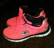 Skechers Pink Flex