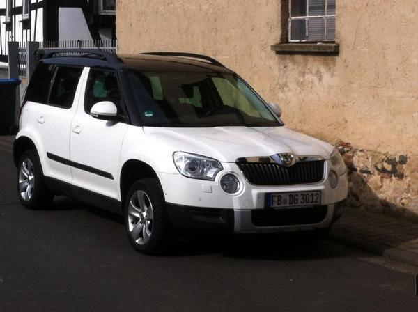 skoda yeti experience elegance 2 0l tdi 81kw 110ps candy. Black Bedroom Furniture Sets. Home Design Ideas