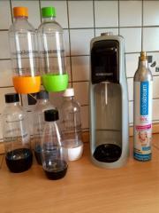 Sodastream Wassersprudler m.
