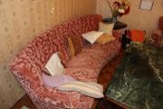 Sofa und Sessel -