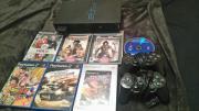Sony PlayStation2 7spiele/