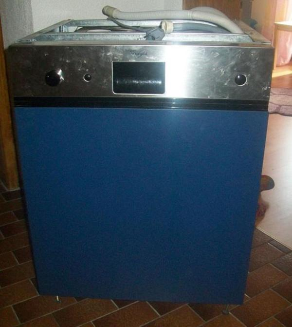 Spulmaschinen haushaltsgerate pforzheim gebraucht kaufen for Teilintegrierte spülmaschine