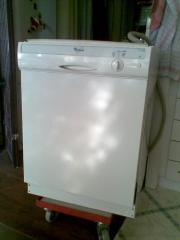 Whirlpool geschirrspuler gebraucht und neu kaufen for Teilintegrierte spülmaschine