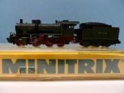 Spur N - Minitrix