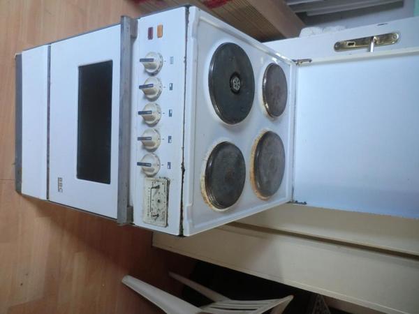 standherd 4 kochplatte mit backofen bbc braun boveri in sinsheim k chenherde grill. Black Bedroom Furniture Sets. Home Design Ideas