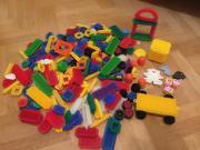 Steckbausteine für Kinder