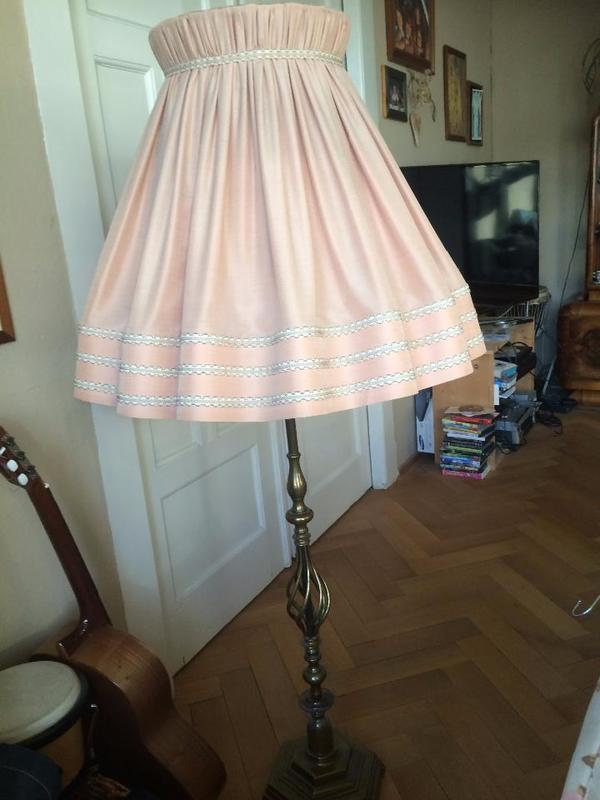 stehlampe antik neu und gebraucht kaufen bei. Black Bedroom Furniture Sets. Home Design Ideas