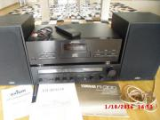 Stereoanlage (Yamaha-Receiver,
