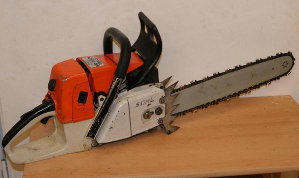 stihl 032 av chainsaw manual